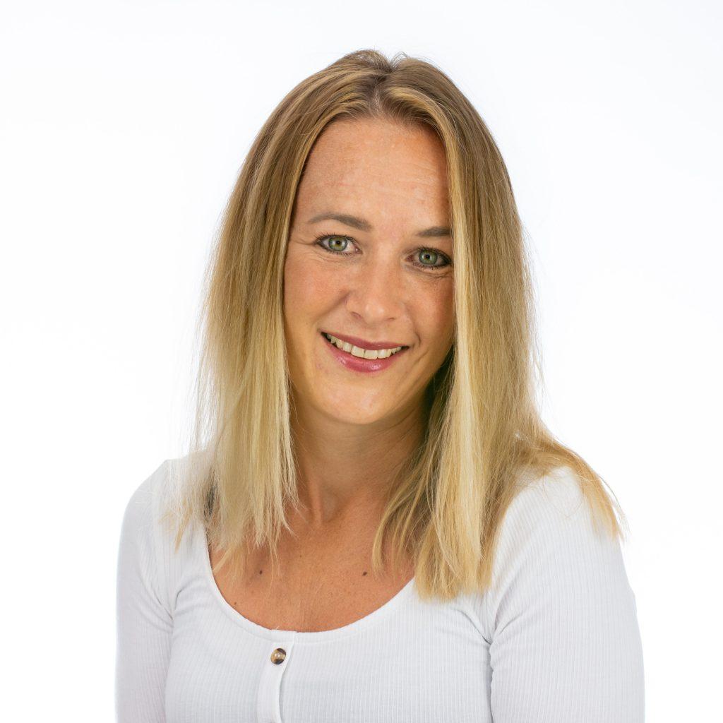 Katrin Benker (Erzieherin Spatzengruppe)