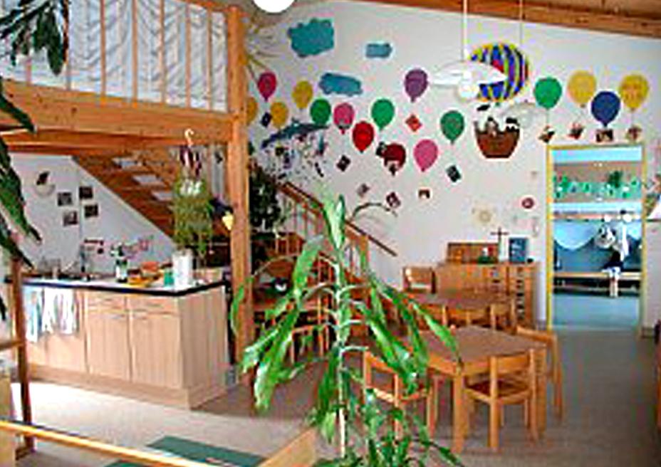 Kindergarten in Altusried - Villa Kunterbunt