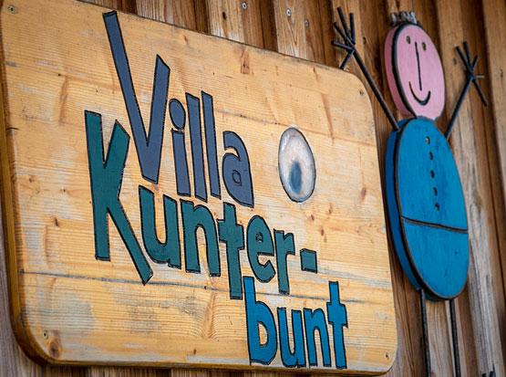 Villa Kunterbunt in Altusried